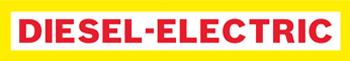 Diesel Electric Logo